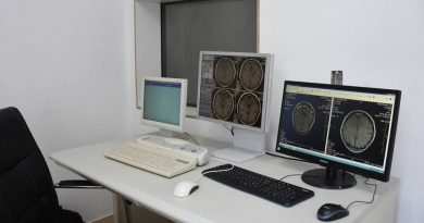 Hospital Municipal: ya se realizaron 33 estudios de resonancia magnética Recibidos x