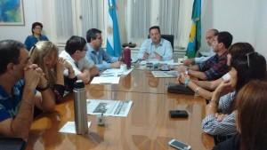 Reunión de Gabinete.
