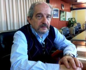 Ricardo Ciminelli, presidente de la Cooperativa Eléctrica de Chacabuco.