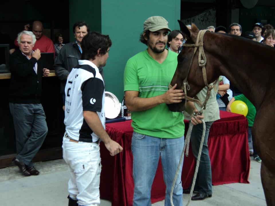 Rodrigo con Citi Gold.