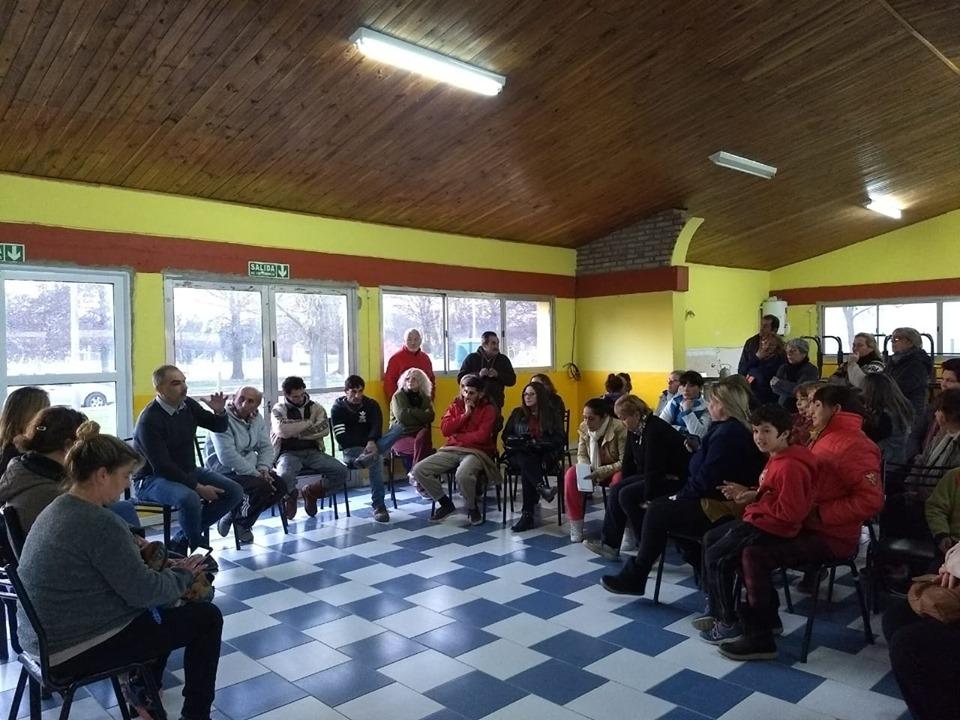 Ampliación de red de gas domiciliaria: primeras reuniones en los barrios
