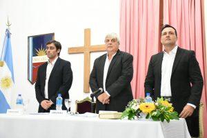 Quedó inaugurado el Período 2018 de Sesiones Ordinarias del Honorable Concejo Deliberante de Chacabuco