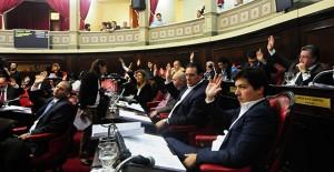 El Senado aprobó la creación del Fondo de Financiamiento para bomberos voluntarios.