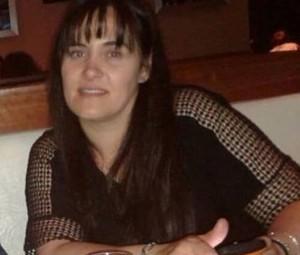 Silvia Elizabeth García, la víctima.