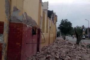 Un muerto y 10 heridos por un sismo de 5.9 grados con epicentro en Salta.