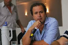 Jorge Solmi en Chivilcoy.