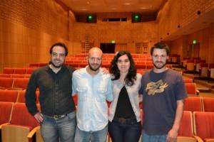 Actividades en el Teatro Italiano.