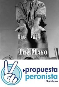 Propuesta Peronista de Chacabuco