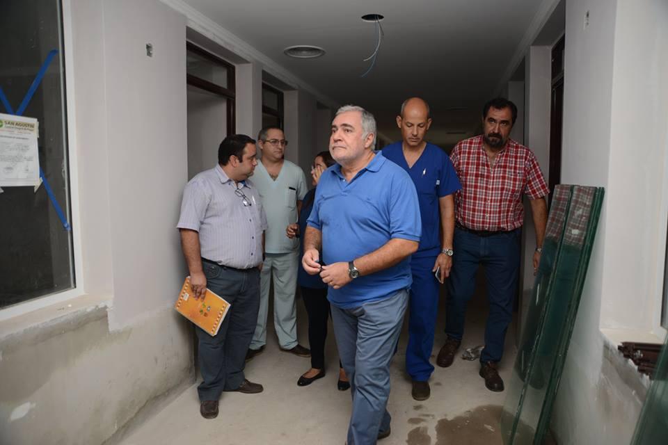 Después de 30 años de espera, el Hospital Municipal contará con tercera ala de internación