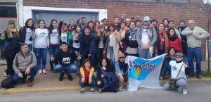 Unidad Ciudadana Chacabuco en Ensenada.