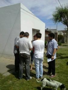 Reclamo de la UCR a Barrientos por el barrio La Ilusión.