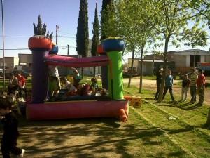 El Radicalismo en le Barrio Los Nogales.