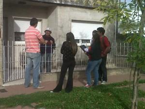 Concejales de la UCR en O´Higgins.