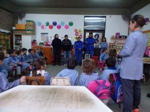 Educación Vial: Jardín Nº 913
