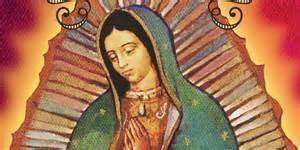 12/12/17- Hoy, 12 de diciembre, es el día de la Virgen de Guadalupe y a las 19.30 horas, se rezará un rosario en su ermita.