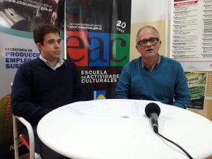Firma de convenio entre la EAC y Empleo