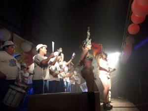 Baile del Estudiante en Chacabuco.