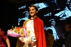 Agustina Riscossa, electa Reina de Chacabuco.