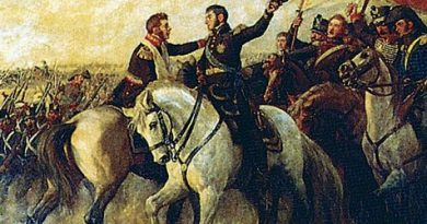 12 de febrero de 1817, Batalla de Chacabuco