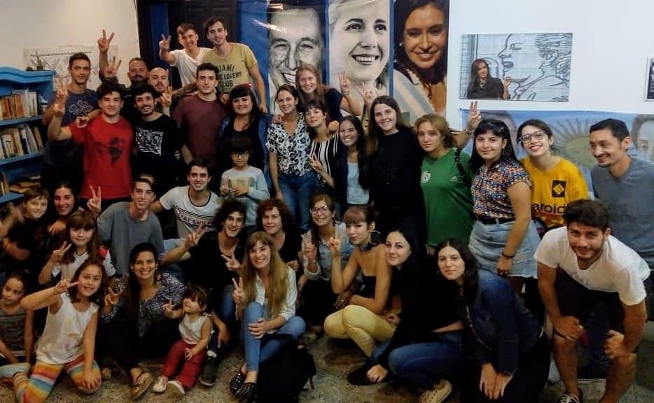 Julieta Garello se reunió con la Juventud de Unidad Ciudadana