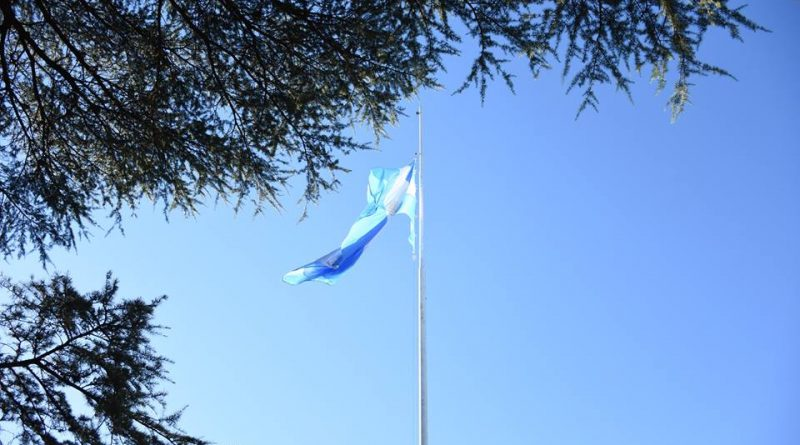 Yo quiero a mi Bandera.
