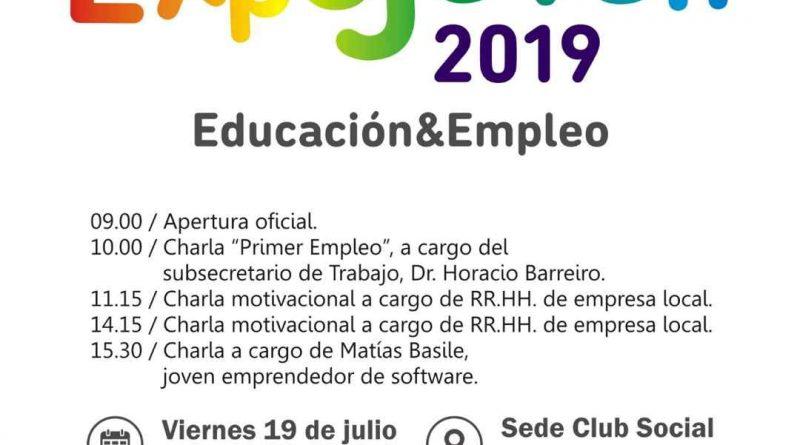 ExpoJoven Educación&Empleo