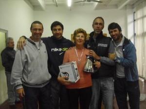 Finalización de los Torneos Abuelos en Movimiento.