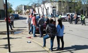 Un joven motociclista murió en Bragado al estrellarse contra un auto