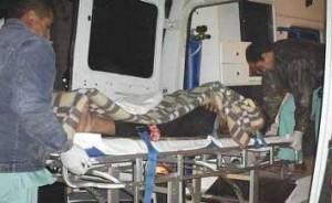 Joven de 27 años pierde la vida en Junín tras chocar la moto que conducía contra camioneta.