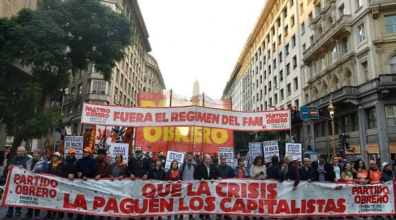 Partido Obrero / Frente de Izquierda - UNIDAD