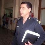 Comisario Aguero de la Policía Comunal de Chvilcoy.