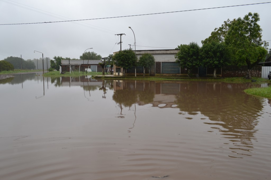 Avenida Vieytes entre avenida Chacabuco y O´Higgins.