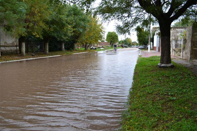 Avenida Chacabuco.