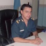 El comisario Inspector Agüero.