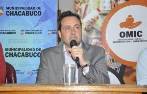 """Aiola en jornada """"Derechos de Usuarios y Consumidores""""."""