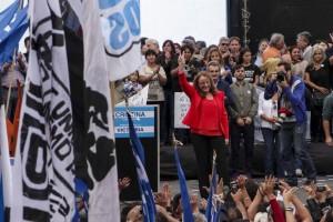 Actividades de la Unidad Básica Cristina Fernández de Kirchner.