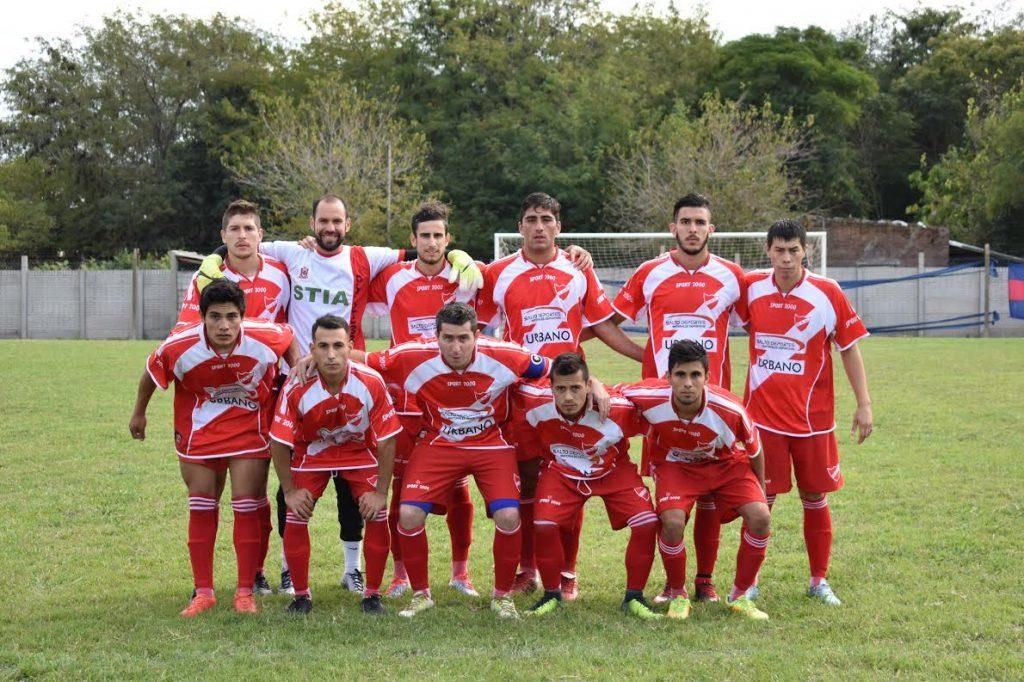 Primera División de Alumni para enfrentar a San Lorenzo. Foto. Fernanda Saisi