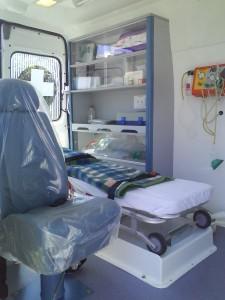 El joven fue llevado al Hospital Local y luego dado de alta.