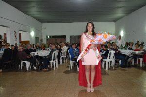 Daniela del Campo, fue coronada como reina