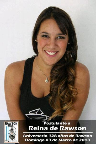 Postulante Nro. 7: Daniela Del Campo.