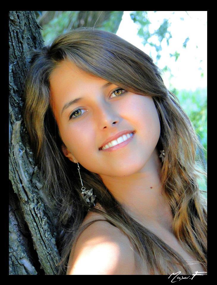 Samantha Lespade a Carlos Casares.