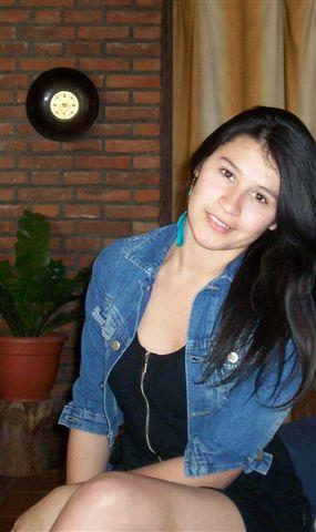 Elizabeth Melgarejo será una de las postulantes a Reina en la Fiesta del Pastel.