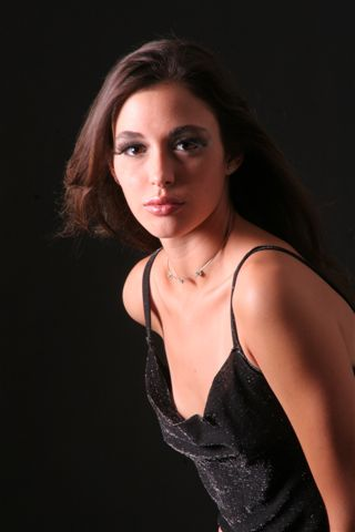 Karina Cataldo a El Macallo de Salto.
