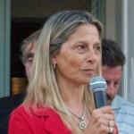 Delegada Municipal de Castilla María Luisa Alvarez.