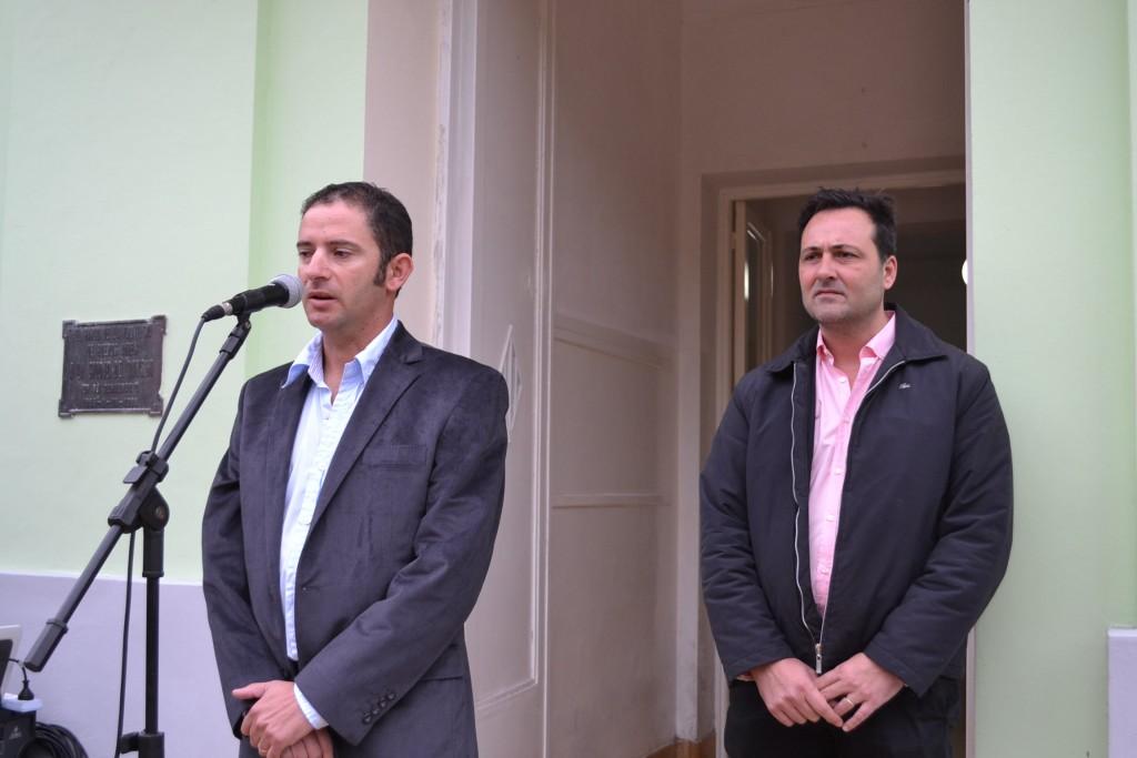 Juan Carlos Gómez asume como Delegado Municipal.