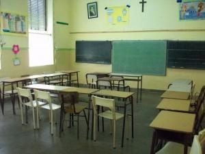 Las aulas en Rawson también sin alumnos por el paro docente.