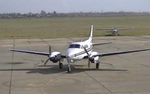 Tragedia aérea en Uruguay. 10 muertos.