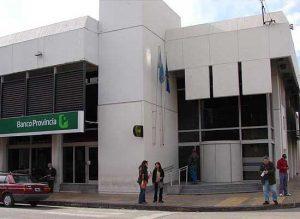 Sucursal Bapro Olavarría.