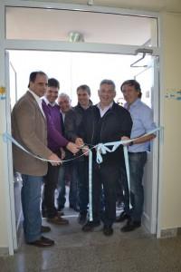 Inauguración de la Unidad de Terapia Intermedia pediátrica.