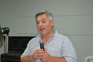 Mauricio Barrientos. Foto de Archivo.